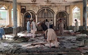 Al menos 4 muertos en un enfrentamiento entre talibanes y el EI en Afganistán