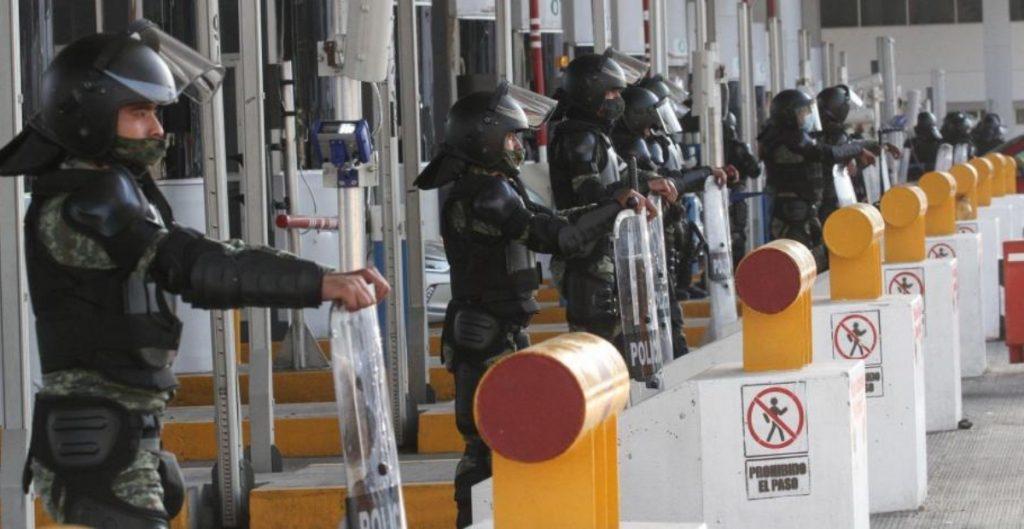 """""""La toma de casetas ya no es sólo como protesta social sino como actividad de organizaciones criminales"""": SCT"""