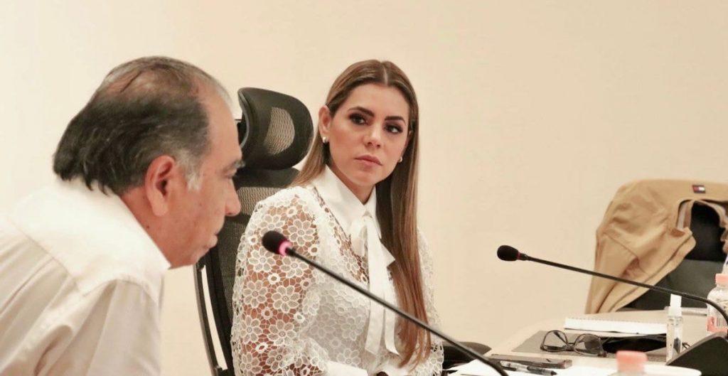 Evelyn Salgado acuerda con AMLO mayor coordinación en seguridad para Guerrero