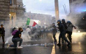 La pandemia obliga a Italia a luchar contra su pasado fascista
