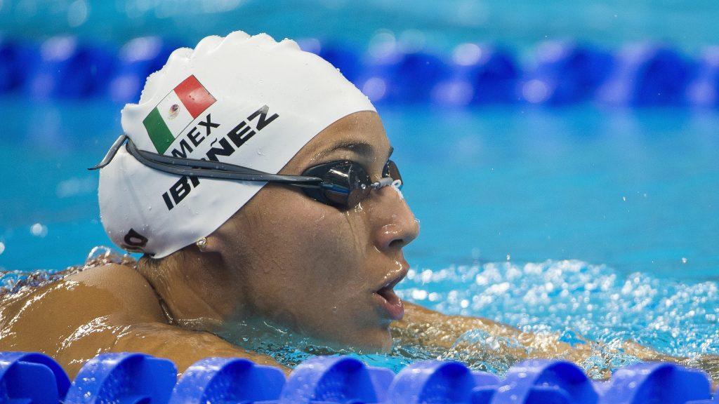 Liliana Ibáñez. dos veces olímpica, participará en el evento caritativo. (Foto: Mexsport).