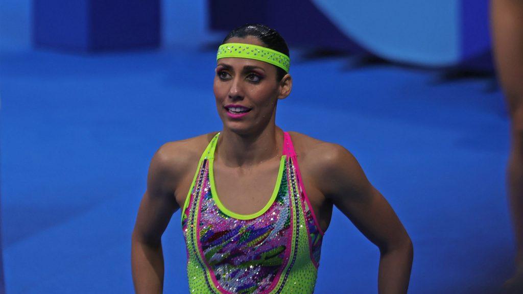 Nuria compitió en sus terceros Juegos Olímpicos en Tokio 2020. (Foto: Mexsport).