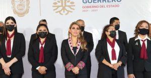 Cercanos, amigos y simpatizantes de Félix Salgado componen el gabinete de su hija en Guerrero