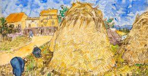 Pintura de Van Gogh incautada por los nazis será subastada en 20 mdd