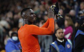 Mendy salió ovacionado tras su notable actuación. (Foto: Reuters).