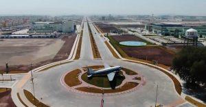 Sedena apenas ha demolido 20% de edificios en la obra del Aeropuerto Felipe Ángeles