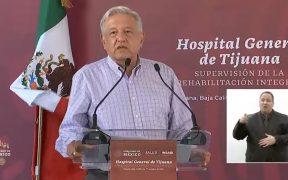 AMLO anuncia construcción de segundo piso en Tijuana con 10 mil mdp provenientes del fideicomiso aduanero