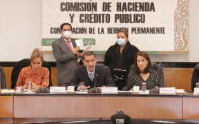 Avanza en Comisión de Hacienda de San Lázaro la Ley de Ingresos 2022