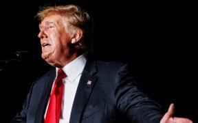 Interrogan a Trump por demanda de mexicanos que acusan agresión de su equipo de seguridad