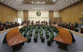 INE ha recibido 23 mil 906 peticiones para promover la consulta para la revocación de mandato