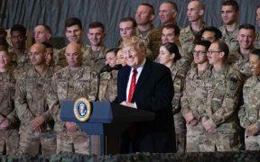 """Trump planeaba introducir militares estadounidenses en México para """"cazar narcotraficantes"""": NYT"""