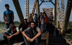 """Honduras pide a México, EU y Guatemala un """"regreso digno y seguro"""" para sus migrantes"""