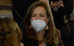 Morena da la espalda a Margarita Zavala en debate por donatarias; alianza acusa violencia política en razón de género