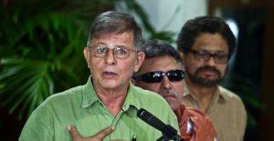Regresan a Colombia a Rodrigo Granda, exlíder de las FARC, tras ser retenido en México
