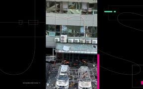 Reportan explosión en el noreste de China; hay al menos un muerto y 33 heridos