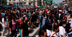 BBVA recorta a 6% pronóstico de crecimiento del PIB de México en 2021 por tercera ola de Covid-19