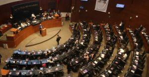Comisiones del Senado se declaran en sesión permanente para discutir la Ley de Ingresos 2022; se aprobará el próximo martes