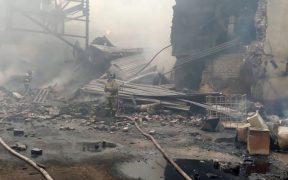 Explosión en fábrica de pólvora al sur de Moscú deja 16 personas muertas