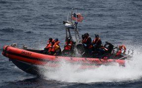 Guardia Costera de EU repatria a 71 migrantes que intentaron entrar ilegalmente a Puerto Rico