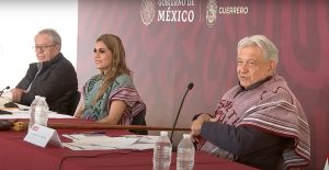 Ya está la sede de la Secretaría de Salud federal en Guerrero, asegura AMLO