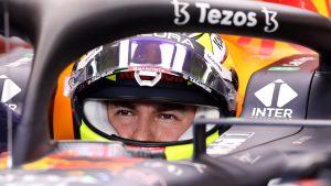 'Checo' ha dominado la pista en Austin y podría lograr la 'pole position'. (Foto: Reuters).