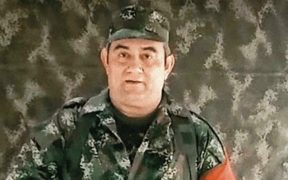Colombia considera prioritario extraditar a narcotraficante Otoniel a EU: Reuters