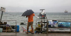 """Huracán """"Rick"""" provocará esta noche lluvias torrenciales en Guerrero y Oaxaca, alerta Conagua"""