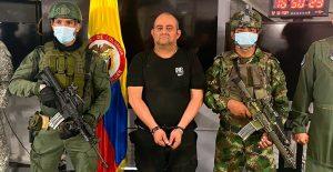 """Captura de """"Otoniel"""", el mayor golpe al narcotráfico desde la caída de Escobar, asegura el presidente Duque"""