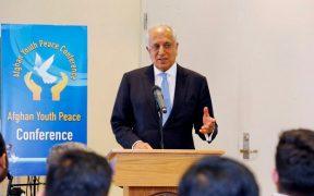 Ex representante especial de EU en Afganistán califica la retirada militar como ''espantosa''