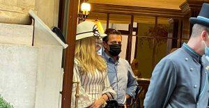 """Captan a Peña Nieto saliendo de hotel de lujo en Roma; """"le grité ratero"""", dice supuesta autora del video"""