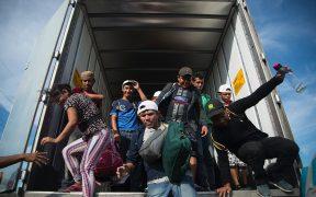 Casi 200 migrantes son interceptados por las autoridades en Querétaro y Guanajuato