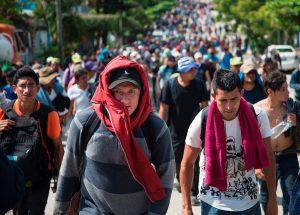 Gobierno de EU se dice ''listo'' en caso de que la caravana migrante llegue a su frontera