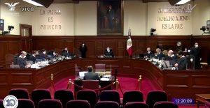 Suprema Corte declara inconstitucional la prisión preventiva para los delitos de contrabando, defraudación fiscal y uno de facturas falsas
