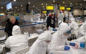 Tras batir nuevo récord de casos por Covid-19, Rusia ordena reforzar medidas contra el virus