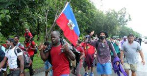 Amnistía Internacional exige a EU y México frenar las deportaciones de haitianos